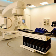 lucrarile la centrul de radioterapie deblocate de viceprimarul cristian ganea