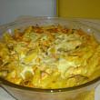 spaghete cu sos la cuptor