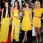 galbenul solar la moda anul acesta in sezonul cald