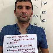 roman condamnat la inchisoare pe viata in cambodgia pentru trafic de droguri