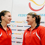 simona halep s-a calificat in semifinale la roma dupa ce a invins-o pe alexandra dulgheru