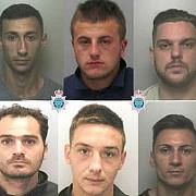 romani condamnati la peste 50 de ani de detentie in total pentru jafuri de peste trei milioane de lire in marea britanie