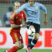 romania a facut egal cu uruguay