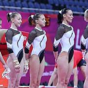 romania s-a calificat in finala olimpica de la gimnastica