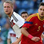 euro 2015 germania  romania 8-0 nationala under 21 a fost umilita la magdeburg