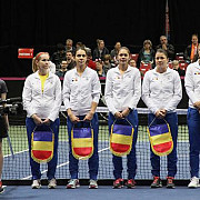 fed cup - romania in elita tenisului mondial