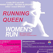 breaza se coloreaza in roz la running queen