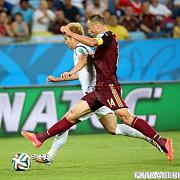 rusia si coreea de sud au terminat la egalitate scor 1-1 in grupa h a cupei mondiale