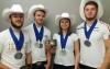 sanii de argint pentru tinerii sportivi romani la cupa mondiala