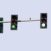semafoarele inteligente cu radar ii prind pe soferii vitezomani