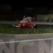 doi tineri  retinuti de politisti pentru ca au facut sex in public intr-un sens giratoriu din cluj-napoca