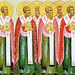 sfintii apostoli olimp rodion sosipatru erast cvart si tertiu