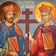 despre sfintii imparati constantin si elena