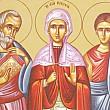 sfintii apostoli arhip filimon si sotia sa apfia
