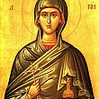 sfanta mironosita intocmai cu apostolii maria magdalena