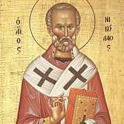 sfantul ierarh nicolae arhiepiscopul mirelor lichiei