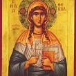 sfanta intaia mare mucenita si intocmai cu apostolii tecla