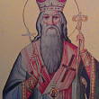 sfantul sfintit mucenic teodosie de la manastirea brazi mitropolitul moldovei