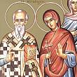 sfintii mucenici zenovie episcopul ciliciei si sora lui zenovia