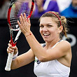 simona halep in finala turneului wta de la new haven