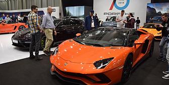 salonul international al automobilului bucuresti 2018