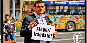 george simion plangeri la dna pentru fraudarea alegerilor europarlamentare