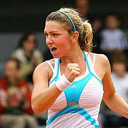 tenis simona halep s-a calificat in sferturi la barcelona