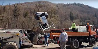 video tunurile de zapada folosite pentru dezinfectia orasului la sinaia