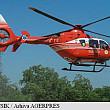 doi copii raniti intr-un incendiu la cavnic adusi la bucuresti cu un elicopter