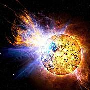 soarele poate deregla comunicatiile terestre