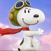 catelul snoopy vedeta internationala a benzilor desenate are o stea la hollywood