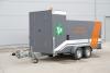 doi ingineri romani au construit o masina de topit zapada