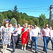 fratii raman frati infratirea dintre soimari si localitatea codreanca din moldova semnata si in prahova foto