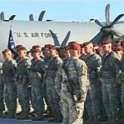 150 de militari americani au ajuns in lituania