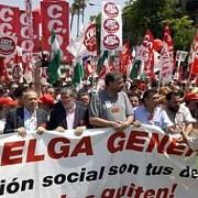 spania este astazi greva generala