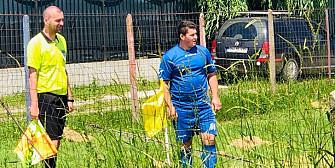 foto cepturacampioana care lupta cu falsurile din fotbalul prahovean fiul suspendat al antrenorului de la lacul turcului din nou pe teren