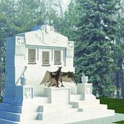 monumentul celor trei martiri la chisinau