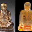 o statuie budista foarte valoroasa a fost furata din china