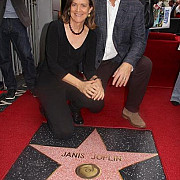 janis joplin are stea pe walk of fame