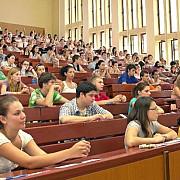 au fost aprobate doar 45887 locuri la facultate