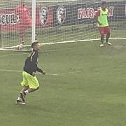jucatori suspendati si jucatori pe fals la un meci de fotbal oficial al csm ploiesti fotovideo