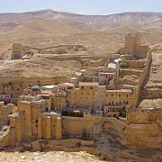 sfintii cuviosi mucenici din manastirea sfantul sava cel sfintit