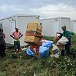 doua tabere de romi din apropiere de paris au fost evacuate