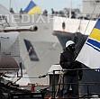 navele militare ucrainene au parasit crimeea