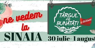 iuliana petrisor si marca sa de cosmetice naturale allday in weekend la targul cu bunataturi si dichisuri la sinaia