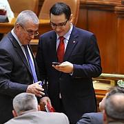 tariceanu favorit la sefia senatului