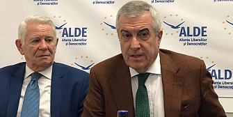 tariceanu presedintele senatului romaniei parlamentul moldovean este singurul care poate cere unirea video