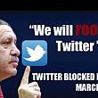 premierul turc erdogan a interzis twitterul din motive personale