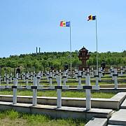eroii romani comemorati la tiganca in republica deocamdata moldova