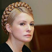 iulia timosenko a fost batuta la inchisoare